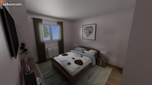 Maison à vendre .(92 m²)(LA ROCHETTE) avec (MAISONS OXEO)