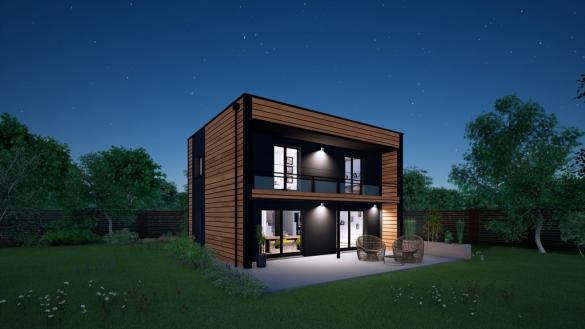 Maison à vendre .(93 m²)(ETREMBIERES) avec (MAISONS OXEO)
