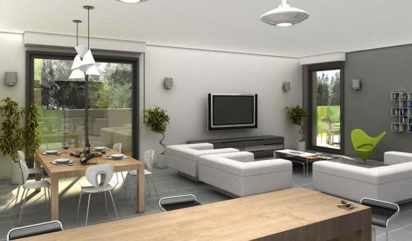 Maison à vendre .(83 m²)(BULGNEVILLE) avec (MAISONS OXEO)