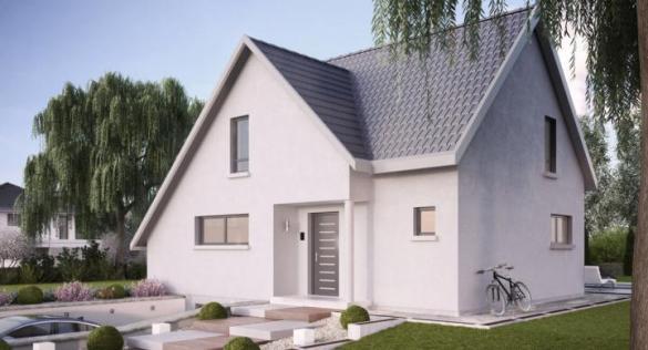 Maison+Terrain à vendre .(103 m²)(LEYMEN) avec (MAISONS STEPHANE BERGER)