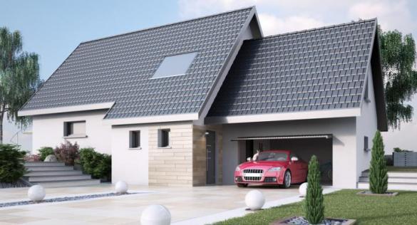 Maison+Terrain à vendre .(140 m²)(PFETTERHOUSE) avec (MAISONS STEPHANE BERGER)