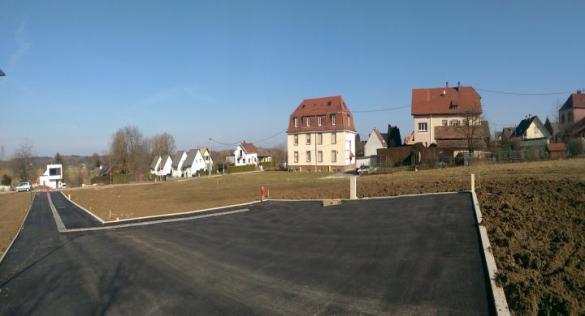 Maison+Terrain à vendre .(101 m²)(PFETTERHOUSE) avec (MAISONS STEPHANE BERGER)