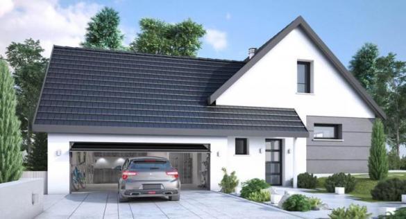 Maison+Terrain à vendre .(140 m²)(SIERENTZ) avec (MAISONS STEPHANE BERGER)