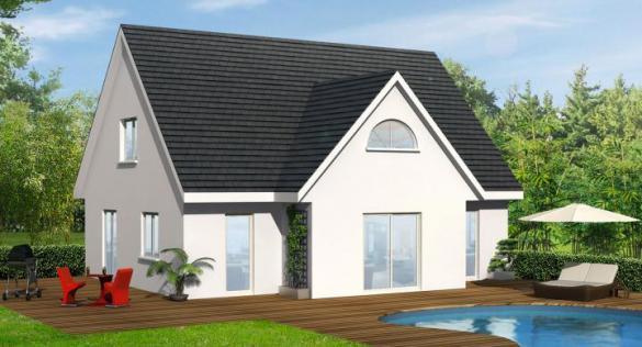 Maison+Terrain à vendre .(121 m²)(ALTKIRCH) avec (MAISONS STEPHANE BERGER)