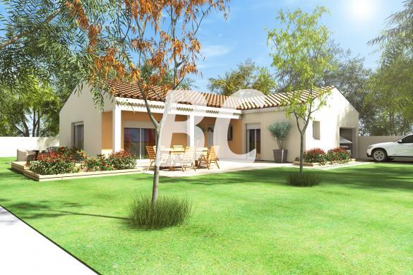 Maison+Terrain à vendre .(LALEVADE D'ARDECHE) avec (BATI CONCEPT 26/07)