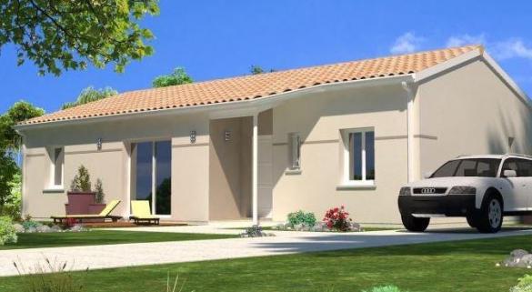 Maison à vendre .(90 m²)(CHATEAUNEUF DE GALAURE) avec (MAISONS CEVI 26)