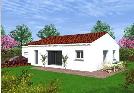 Maison à vendre .(90 m²)(TALENCIEUX) avec (MAISONS CEVI 26)