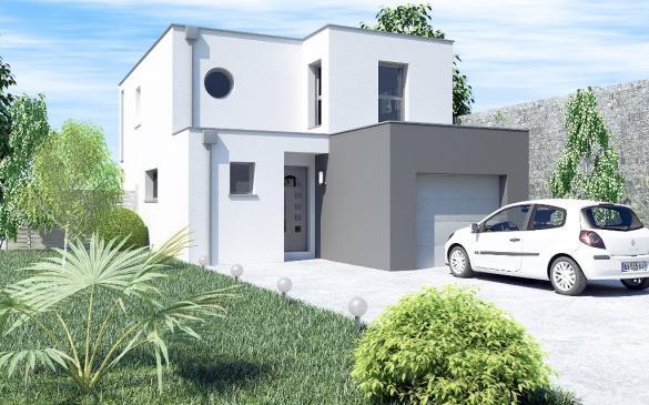 Maison à vendre .(80 m²)(BURNHAUPT LE BAS) avec (LOONIS MAISONS)