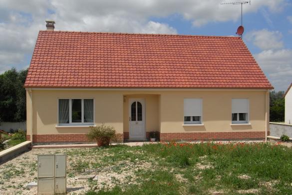 Maison+Terrain à vendre .(95 m²)(AMIENS) avec (RESIDENCES PICARDES)