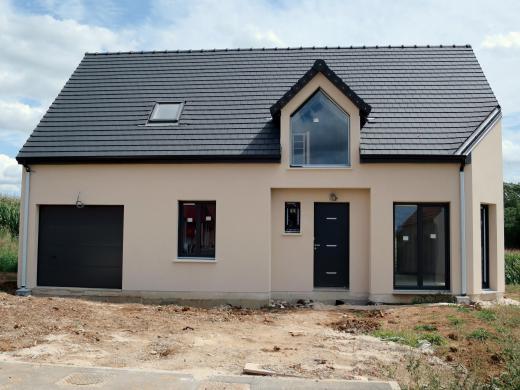 Maison+Terrain à vendre .(101 m²)(CONTY) avec (RESIDENCES PICARDES)