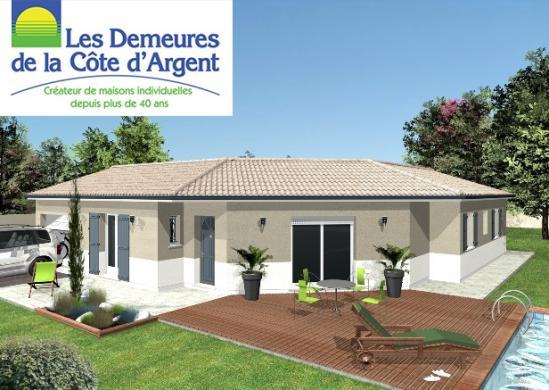 Maison+Terrain à vendre .(123 m²)(LIPOSTHEY) avec (Les demeures de la côte d Argent)