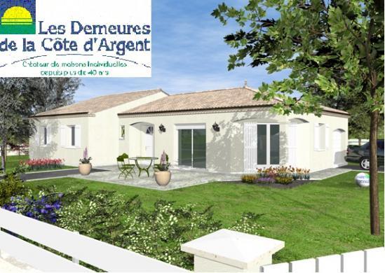 Maison+Terrain à vendre .(120 m²)(BISCARROSSE) avec (Les demeures de la côte d Argent)
