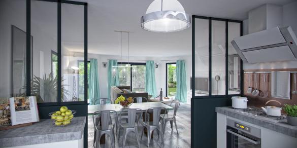 Maison+Terrain à vendre .(90 m²)(LIPOSTHEY) avec (Les demeures de la côte d Argent)