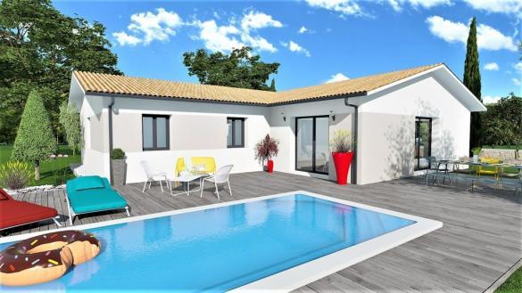 Maison à vendre .(93 m²)(PARENTIS EN BORN) avec (Les demeures de la côte d Argent)