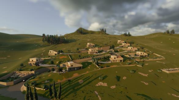 Terrain à vendre .(1048 m²)(LA VALETTE DU VAR) avec (AM IMMOBILIER)