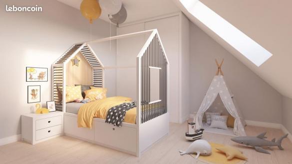Maison+Terrain à vendre .(93 m²)(EVREUX) avec (Maison Castor Evreux)