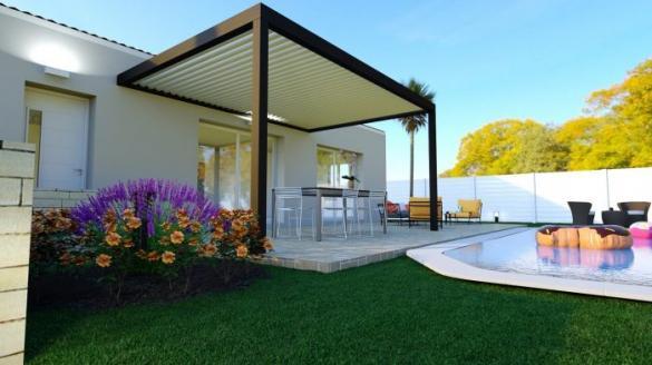 Maison à vendre .(80 m²)(MARAUSSAN) avec (2A Groupe)