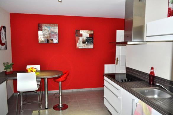 Maison à vendre .(95 m²)(TOURNAN EN BRIE) avec (HABITAT PAR COEUR)