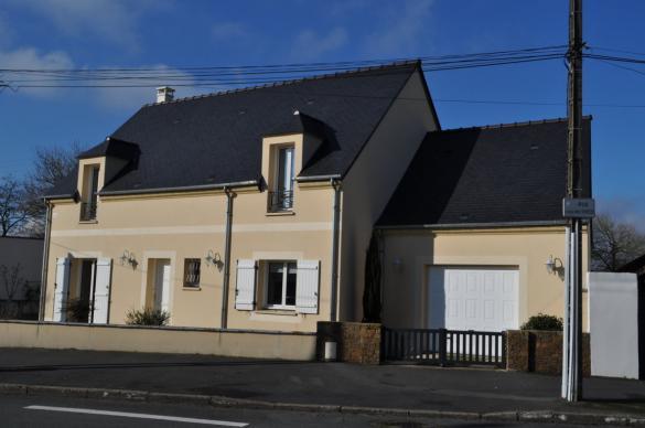 Maison à vendre .(111 m²)(CLAYE SOUILLY) avec (HABITAT PAR COEUR)