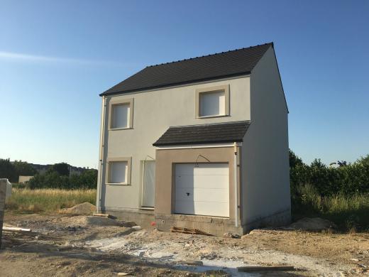 Maison+Terrain à vendre .(86 m²)(GRISY SUISNES) avec (MAISONS COM)