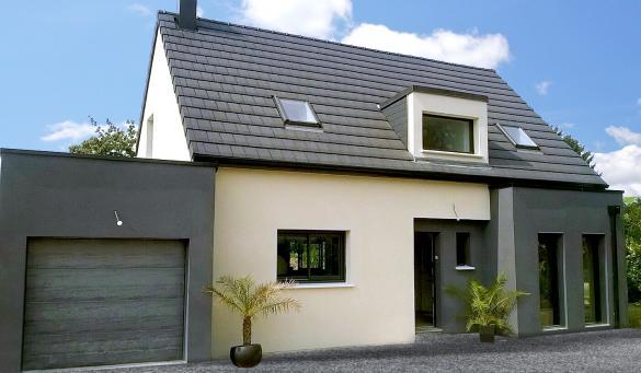 Maison+Terrain à vendre .(97 m²)(ANDREZEL) avec (MAISONS COM)