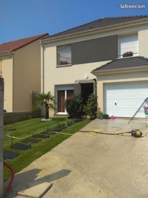Maison+Terrain à vendre .(86 m²)(OTHIS) avec (MAISONS COM)