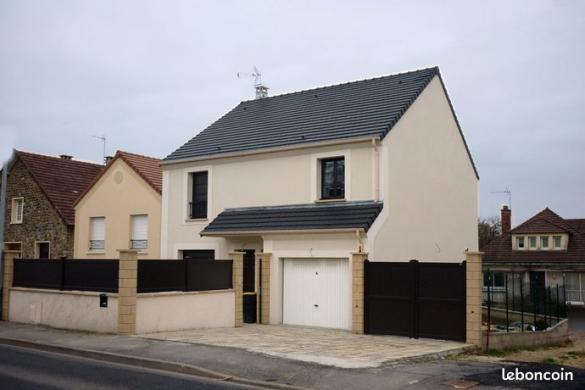 Maison+Terrain à vendre .(86 m²)(BOISSY LE CHATEL) avec (MAISONS COM)