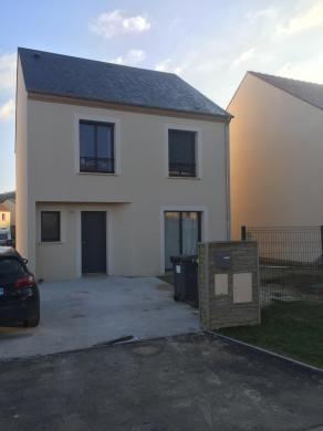 Maison+Terrain à vendre .(87 m²)(VAUJOURS) avec (MAISONS COM)