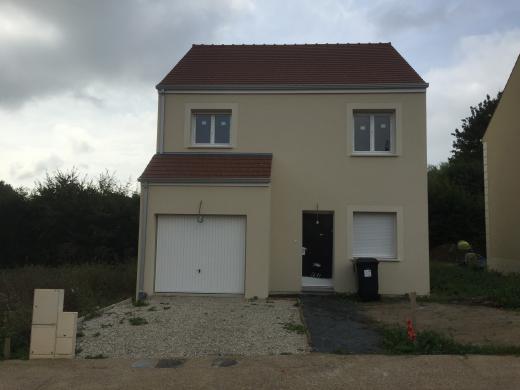 Maison+Terrain à vendre .(86 m²)(VERNEUIL L'ETANG) avec (MAISONS COM)