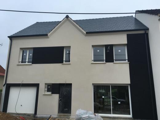 Maison+Terrain à vendre .(86 m²)(GRETZ ARMAINVILLIERS) avec (MAISONS COM)