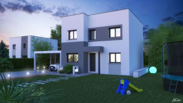 Terrain à vendre .(330 m²)(CHAMPIGNY SUR MARNE) avec (LE PAVILLON FRANCAIS)