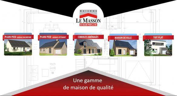 Maison à vendre .(124 m²)(VILLEPERDUE) avec (MAISON LE MASSON TOURS)