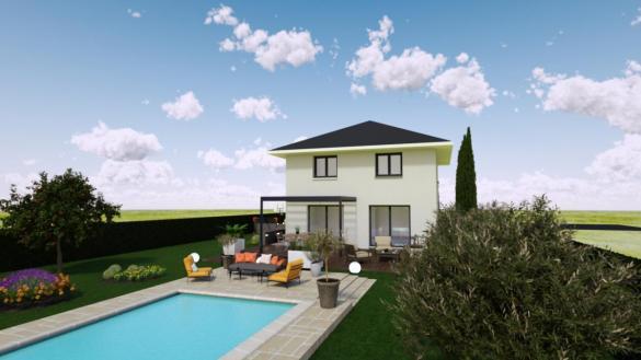 Maison à vendre .(102 m²)(SCIENTRIER) avec (TRADITION LOGIS 74)
