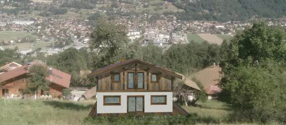 Maison à vendre .(133 m²)(PASSY) avec (TRADITION LOGIS 74)