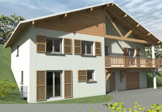 Maison à vendre .(110 m²)(SAINT GERVAIS LES BAINS) avec (TRADITION LOGIS 74)