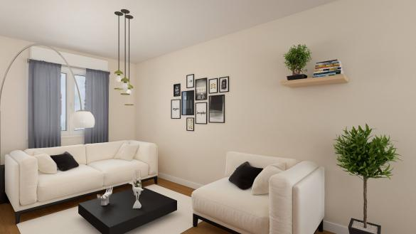 Maison+Terrain à vendre .(103 m²)(MONTLHERY) avec (MAISONS COM)