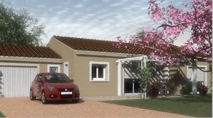 Maison à vendre .(81 m²)(CHATEAUNEUF DU RHONE) avec (Cotrin)