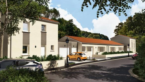 Maison à vendre .(78 m²)(MONTELIMAR) avec (Cotrin)