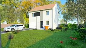 Terrain à vendre .(217 m²)(MELUN) avec (MAISONS SESAME)