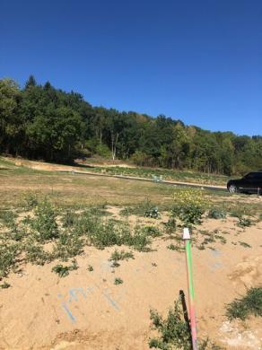 Terrain à vendre .(450 m²)(ARMANCOURT) avec (MAISON I - AGENCE COMPIEGNE)