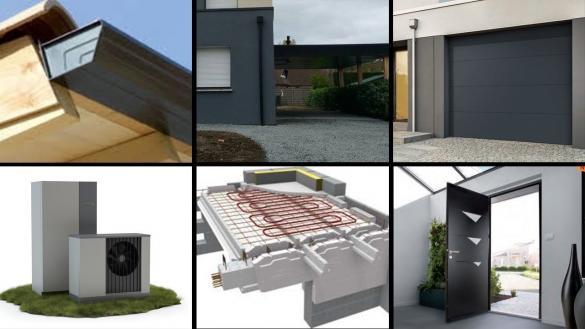 Maison+Terrain à vendre .(100 m²)(TRACY LE VAL) avec (MAISON I - AGENCE COMPIEGNE)