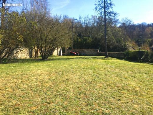 Terrain à vendre .(600 m²)(PONTPOINT) avec (MAISON I - AGENCE COMPIEGNE)