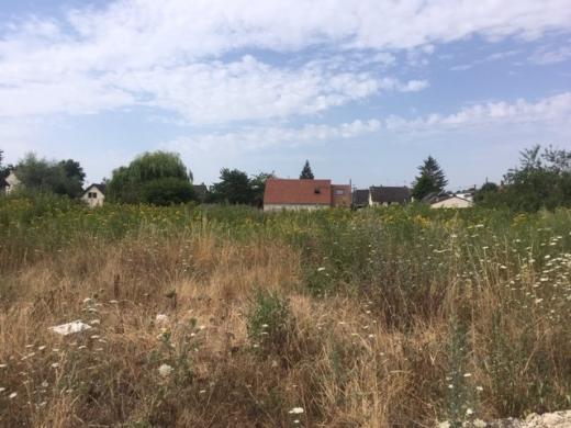 Terrain à vendre .(400 m²)(CHIRY OURSCAMPS) avec (MAISON I - AGENCE COMPIEGNE)