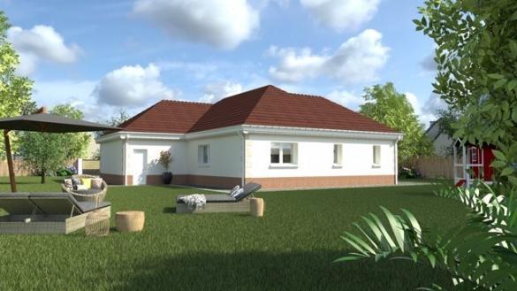 Maison+Terrain à vendre .(100 m²)(SALENCY) avec (MAISON I - AGENCE COMPIEGNE)
