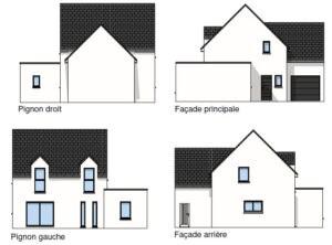 Maison+Terrain à vendre .(110 m²)(AUVERS SUR OISE) avec (MAISON I - AGENCE COMPIEGNE)