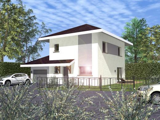 Maison à vendre .(105 m²)(VILLENEUVE DE MARC) avec (MAISONS VESTALE 69)