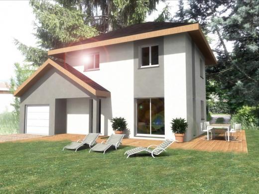 Maison à vendre .(86 m²)(CIVRIEUX) avec (CREAVILLA 69)