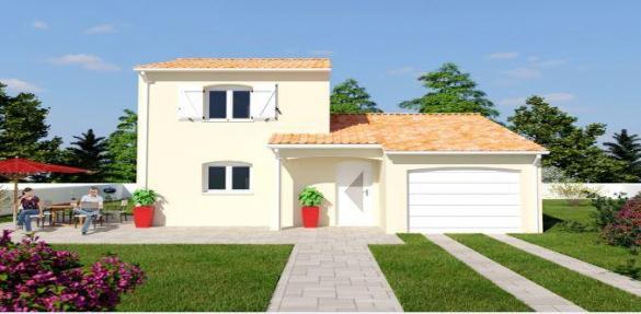 Maison à vendre .(75 m²)(PIGNANS) avec (MAISON IDEALE 83)
