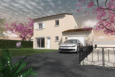 Maison à vendre .(85 m²)(CARNOULES) avec (MAISON IDEALE 83)