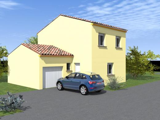 Maison à vendre .(90 m²)(CARNOULES) avec (MAISON IDEALE 83)